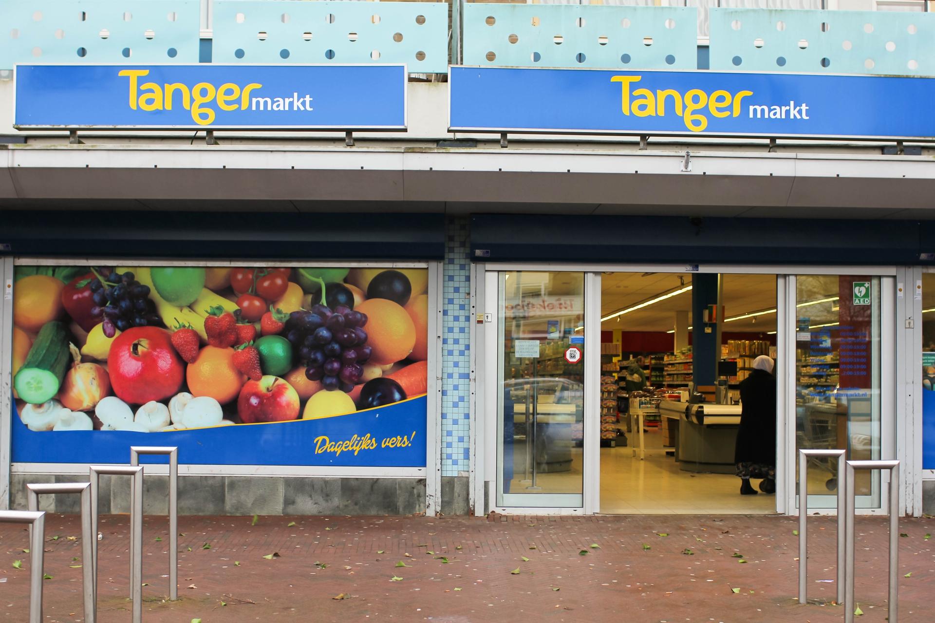Tanger markt huurt 1000 m winkelruimte in eindhoven for Tanger amsterdam
